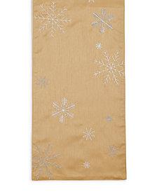 "Bardwil Christmas Sparkle 13"" x 70"" Table Runner"