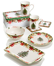 2018 Spode Holiday Gifts & Collectibles