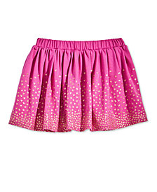 Epic Threads Little Girls Heart-Print Scooter Skirt, Created for Macy's