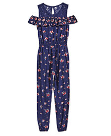 Epic Threads Big Girls Jumpsuit, Created for Macy's