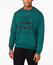 Love Moschino Love Peace Sweatshirt