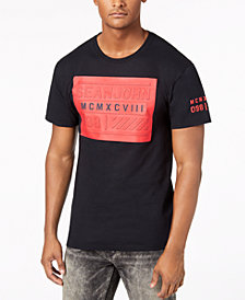 Sean John Men's Flight Graphic T-Shirt