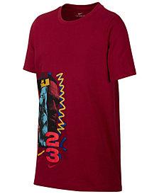 Nike Big Boys Dri-FIT LeBron Graphic T-Shirt