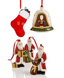 Christmas Ornaments and Decor Collection