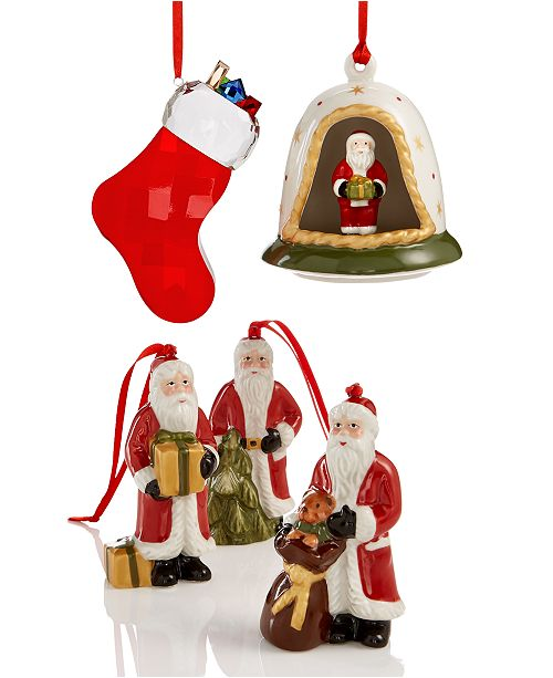 927917449 Villeroy   Boch Christmas Ornaments and Decor Collection - All ...