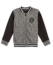 Epic Threads Toddler Boys Varsity Jacket, Created for Macy's