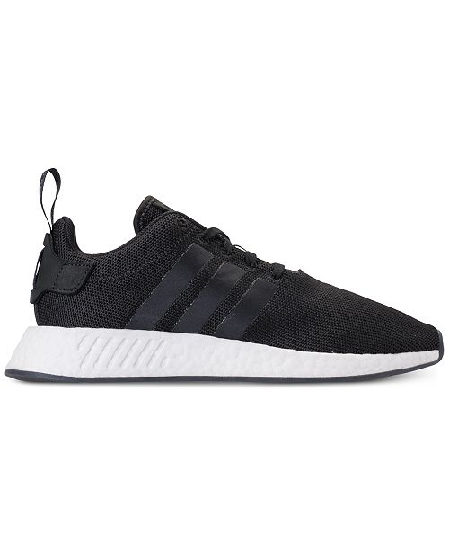 679fd4d4c431b adidas Men s NMD R2 Casual Sneakers from Finish Line   Reviews ...