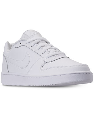 Nike Men S Ebernon Low Casual Sneakers From Finish Line