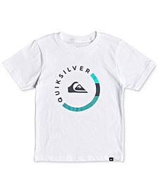 Quiksilver Toddler Boys Graphic-Print Cotton T-Shirt