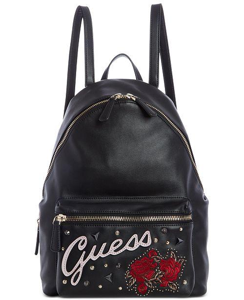 198e517371f9 GUESS Urban Sport Leeza Backpack   Reviews - Handbags   Accessories ...