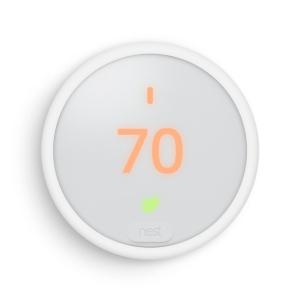 Google Nest Thermostat E in White