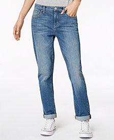 Vintage America Gratia Bestie Mid-Rise Boyfriend Jeans