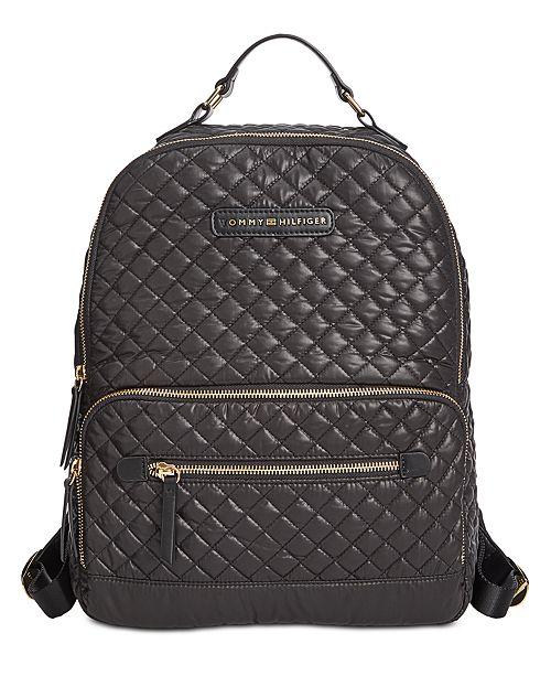 Tommy Hilfiger Alva Quilted Backpack