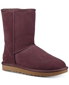 9f1ee704c897 UGG® Women s Classic II Genuine Shearling Lined Short Boots