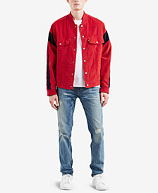 Levi's® Limited: Old School Men's Track Bomber Trucker Jacket