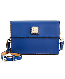 Dooney & Bourke Beacon Small Flapover Crossbody