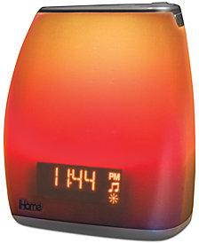 iHome Bedside Sleep Sound & Light Alarm Clock