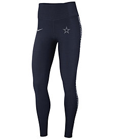 Nike Women's Dallas Cowboys Core Power Tight Leggings