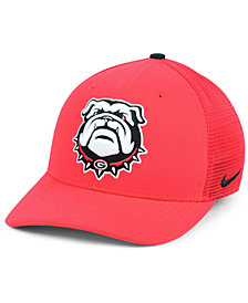 Nike Georgia Bulldogs Col Aro Swooshflex Cap