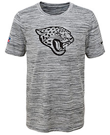 Nike Jacksonville Jaguars Velocity Legend Travel T-Shirt, Big Boys (8-20)