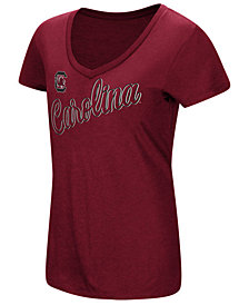 Colosseum Women's South Carolina Gamecocks Big Sweet Dollars T-Shirt