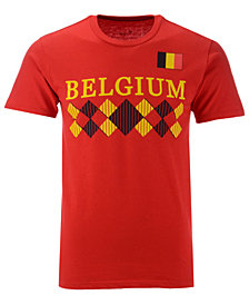 Outerstuff Men's Belgium Soccer National Team One Team T-Shirt