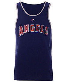 Majestic Men's Los Angeles Angels Dreams of Victory Tank