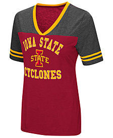 Colosseum Women's Iowa State Cyclones Whole Package T-Shirt