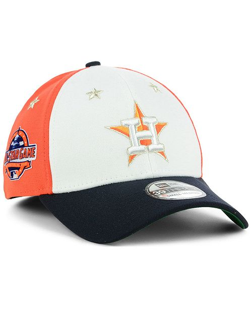 e9b6065ca05 New Era. Houston Astros All Star Game 39THIRTY Stretch Fitted Cap 2018