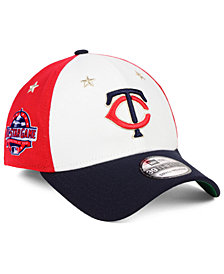 New Era Minnesota Twins All Star Game 39THIRTY Stretch Fitted Cap 2018