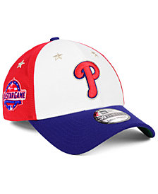 New Era Philadelphia Phillies All Star Game 39THIRTY Stretch Fitted Cap 2018