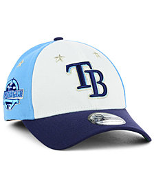 New Era Tampa Bay Rays All Star Game 39THIRTY Stretch Fitted Cap 2018