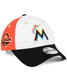 New Era Miami Marlins All Star Game 9TWENTY Strapback Cap 2018