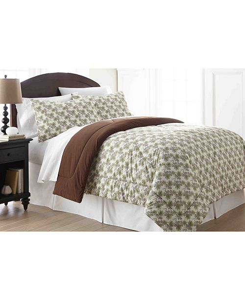 Shavel Micro Flannel® King Awning Stripe Comforter Mini Set