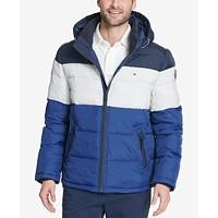 Tommy Hilfiger Men's Quilted Puffer Jacket (Multiple Color)
