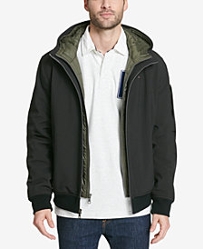 Tommy Hilfiger Men's Hooded Softshell Jacket