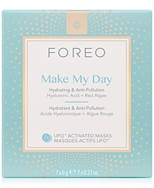 Make My Day UFO Activated Masks, 7-Pk.