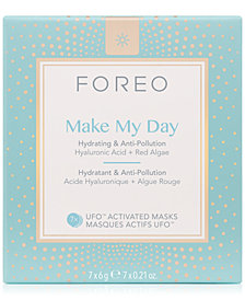 FOREO Make My Day UFO Activated Masks, 7-Pk.