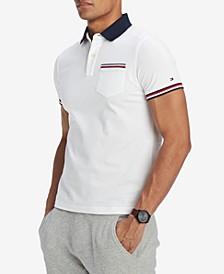 Men's Homer Custom Fit Polo Shirt, Created for Macy's