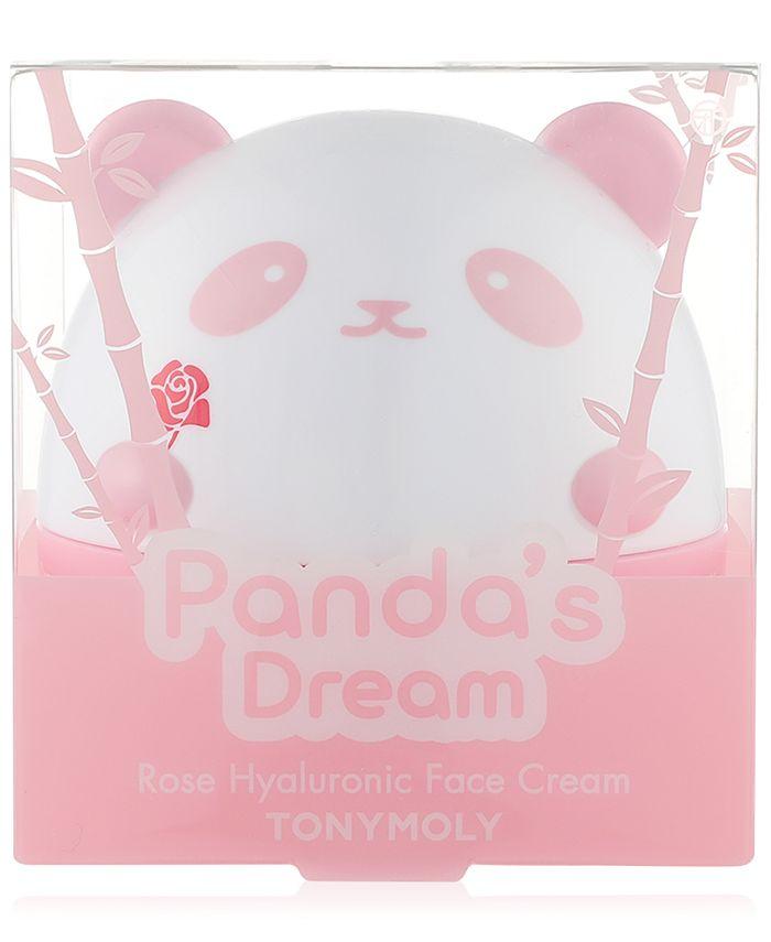 TONYMOLY - Panda's Dream Rose Hyaluronic Face Cream