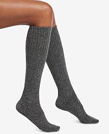 HUE® Tweed Knee-High Socks
