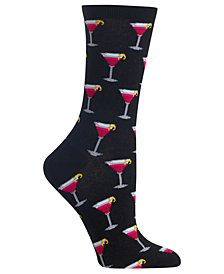 Hot Sox Cosmopolitan Socks