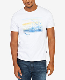 Nautica Men's Surf Graphic T-Shirt