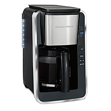 Programmable Easy Access Deluxe Coffee Maker