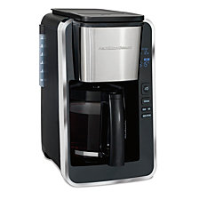 Hamilton Beach Programmable Easy Access Deluxe Coffee Maker