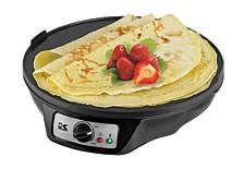 2-in-1 Crepe and Pancake Maker