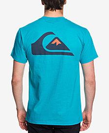 Quiksilver Men's Vice Versa Logo Graphic T-Shirt