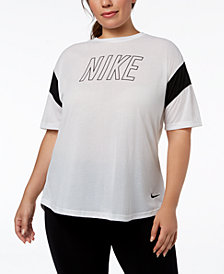 Nike Plus Size Logo Dri-FIT T-Shirt