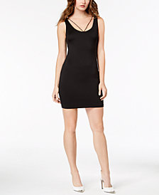GUESS Allira Strappy Bodycon Dress