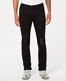Reason Men's Wooster Moto Denim